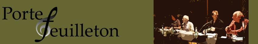 Portefeuilleton – der Kulturkommentar