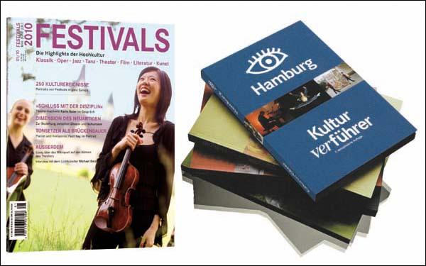 Publikationen des neu gegründeten Verlags kulturwerk